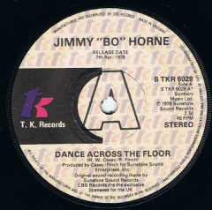Jimmy Bo Horne Dance Across The Floor T K Demo